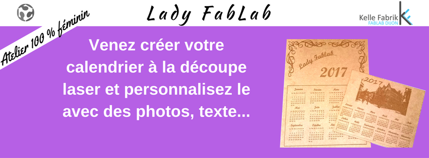 Ateliers Lady Fablab