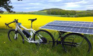 Sun Trip tour 2017. Une aventure à vélo solaire