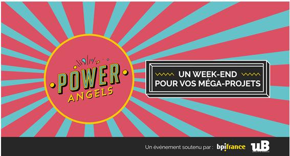Power Angels : Un week-end collaboratif où les citoyens deviennent des héros